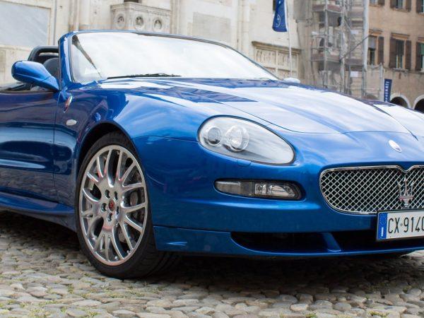 The Grand Classic 4200 GT Maserati Coupe/Spyder