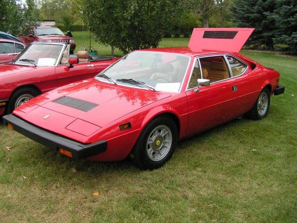 The Grand Classic Ferrari Dino 308 GT4