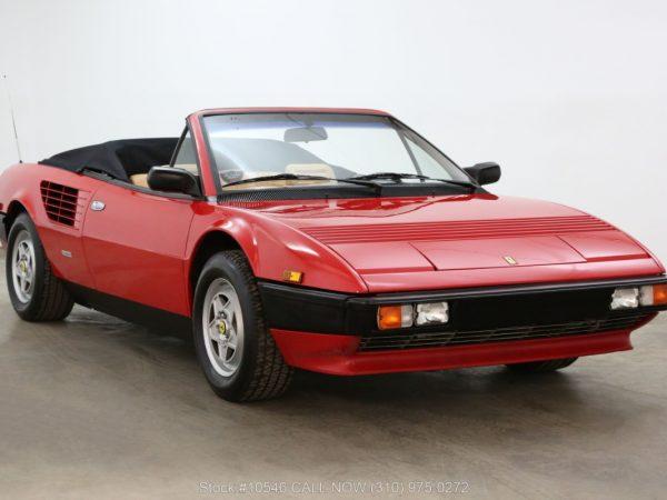 The Grand Classic Ferrari Mondial