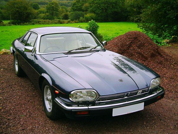 The Grand Classic Jaguar XJ-S